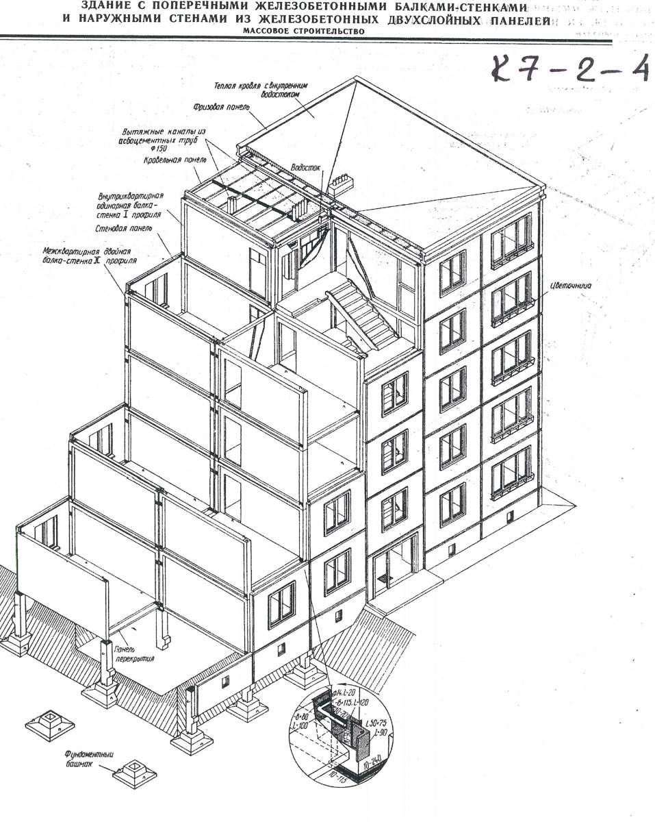 """Ответы@mail.ru: не могу найти размеры пятиэтажек """"хрущевок"""",."""